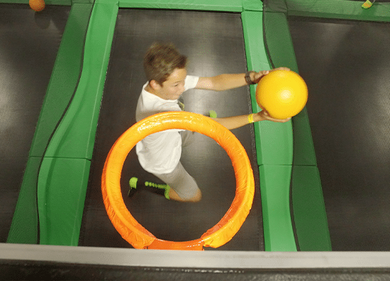 Ultimate Trampoline Park Jump Safe