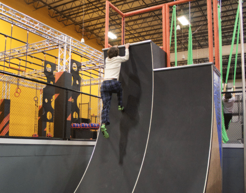 Warped Wall