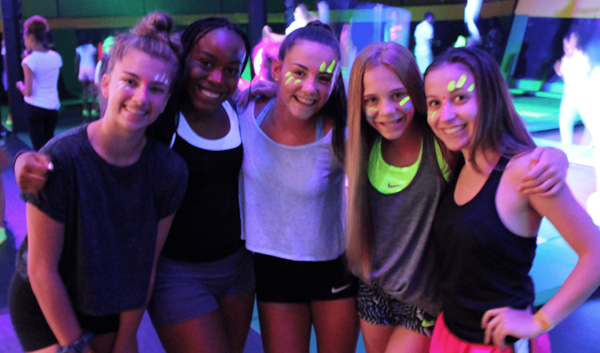 Neon Jump Night Packages