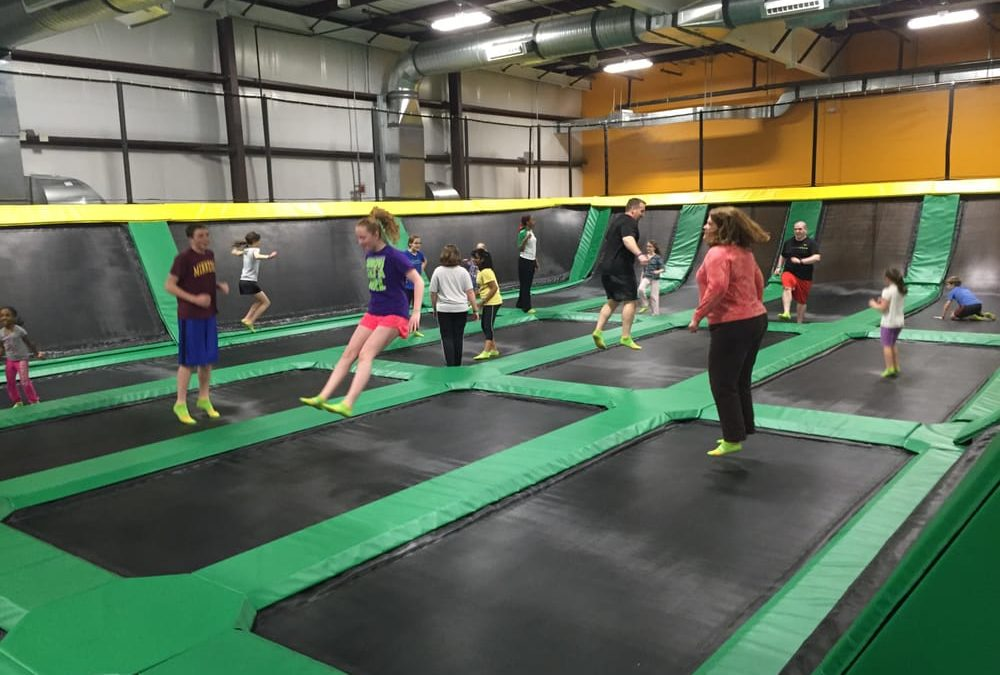 Trampoline Places Near Me for Fabulous Family Fun