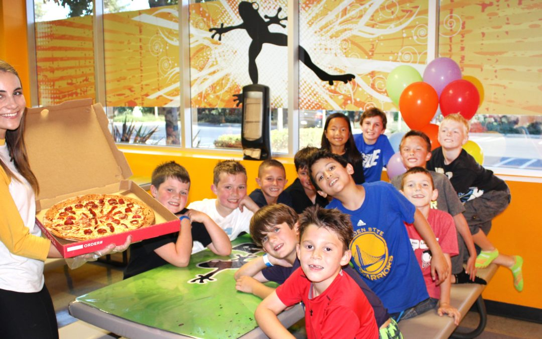 A Birthday Party at Rockin' Jump Trampoline Park – Kids Will Jump at the Chance!