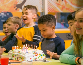 kids premium birthday party